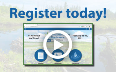 Registration is open for the 2021 virtual conference!